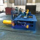 Prensa de empacotamento manual hidráulica do metal da fábrica da fábrica de aço