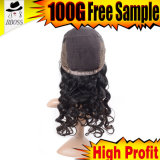 Rendas Dianteiro brasileiro Kinky Entrançada Africana Curly Lace loira peruca