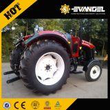 Сельскохозяйственной техники Lutong 4WD 40HP колесных тракторов для сельского хозяйства Lt404