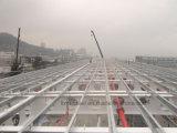 강철 지면 갑판을%s 가진 고층 강철 구조물 건축