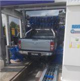 Полностью автоматическая туннель автомобиля стиральная машина оборудования для системы подачи пара для очистки машины производства быстрые заводские Мойка 14 щетки