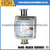 Medidor de fluxo líquido da Tri-Braçadeira metálica da câmara de ar