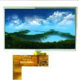 Étalage de module de panneau d'écran tactile d'affichage à cristaux liquides d'étalage du moniteur 160*160 à vendre