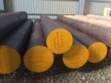 Superficie nera forgiata delle barre rotonde 4140 dell'acciaio legato