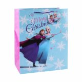 Kerstmis Elsa en Anna de Zak van het Document, de Roze Zak van het Document van de Gift