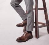 Diseño de la marca OEM más reciente de los hombres zapatos de calidad