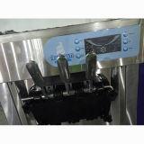 容易な移動移動式アイスクリームのカートのソフトクリーム機械