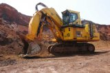 大宇Dh500のモデル掘削機のバケツの歯2713-1236