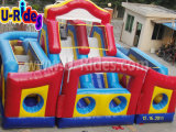 子供のための高品質の工場価格の膨脹可能なコンボの警備員