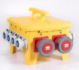24 tipi giallo arancione portatili casella di modo di distribuzione RCD di IP67