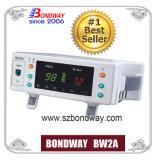 , 탁상용 펄스 산소 농도체 탁상, 디지털 Bondway Bw2a, LED 모니터와 더불어, 디지털 재사용할 수 있는 SpO2 센서