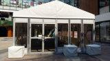 كبير ألومنيوم إطار فسطاط عرس خيمة زجاجيّة لأنّ عمليّة بيع