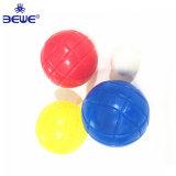 卸し売り樹脂の木箱でセットされるプラスチックカスタムBocce球