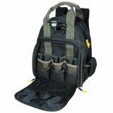 Elektriker-Organisator-Rucksack-Werkzeugkoffer Multi-Tasche Speicher der Männer im Freien