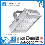 Une excellente dissipation thermique en aluminium LED de 7 ans de garantie d'eclairage tunnel