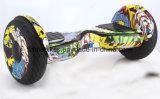 Uno mismo-Balance inteligente Hoverboard con la rueda grande