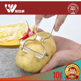 Нержавеющая сталь многофункциональный Vegetable Peeler руки ручная