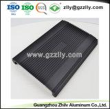 6063 T6 de Geanodiseerde AudioUitdrijving van het Aluminium met ISO 9001
