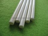 Alumine Al2O3 Rods du textile 99.5% en céramique