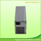 Kundenspezifisches CNC-lochende Presse-Stahlblech-Metall, das Teile stempelt