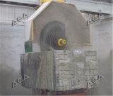Blocchetto di pietra a coltelli multipli del granito/marmo di Sawing della strumentazione di taglio del ponticello