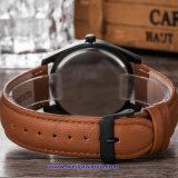 Logo personnalisé Men's montre à quartz Fashion montre-bracelet pour l'homme (WY-17014C)