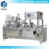 Máquina de relleno del lacre de la operación del yogur fácil de la taza (VFS-12C)