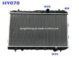 Calidad Premium Auto Parts el radiador de coche KIA Cerato (LD) Spectra II (LD) '04-