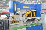 Ironworker hidráulico, estaca, máquina da indústria siderúrgica, máquina de perfuração & de corte universal/máquina de perfuração