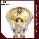 Sorte do relógio das mulheres do projeto do seletor do Ladybug de Belbi boa para você