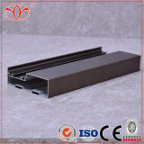 Extrusión de Aluminio anodizado puertas/marcos personalizados/Ventana de la puerta de aluminio anodizado perfil con el precio comercial (A27).