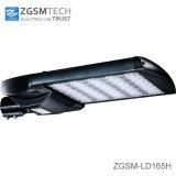 A iluminação LED 165W PI66 marcação GS AEA com SPD