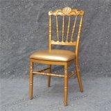 Or neuf de vente en gros de type Wedding le Roi royal Throne Napoleon Chair pour l'événement et le restaurant (YC-A08G)