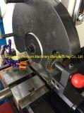 Barra sólida máquina de corte de aço de carbono de correspondência da máquina de dobragem