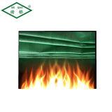 Couverture de bâche de protection de protection enduite par matériaux ignifuges de PVC de la Chine