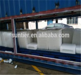 Serviço Pesado de 5 tonelada/24 HR. Arrefecimento directo Bloco da placa de alumínio máquina de gelo para máquina de gelo na planta de fábrica