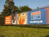 Bandiera lucida della flessione del PVC Frontlit del materiale pubblicitario di stampa di Digitahi