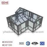 Casa de aluminio de Sun del invernadero de la venta caliente