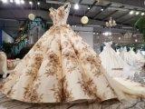 Aolanesの新しい到着の粋な鍵穴のウェディングドレス