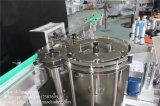 Máquina de etiquetas de alta velocidade do frasco redondo aplicador giratório autoadesivo da etiqueta do frasco do Labeler