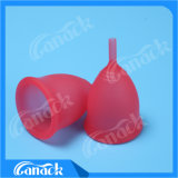 silicone Menstrual Cup 성 숙녀