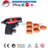 海賊は子供の昇進のための射撃のゲーム銃のプラスチックおもちゃできる