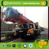 100 gru elettrica del camioncino scoperto di Sany Stc1000s di tonnellata