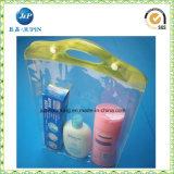 PVC 메이크업 장식용 핸드백은 지운다 여행 (jp plastic058)를 위한 방수 바닷가 부대를