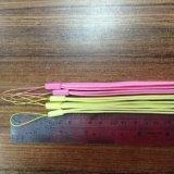 Дешевые Custom трубчатые тканого шейный шнурок для ключа