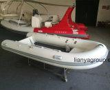 Ce de bateau de côte de coque d'aluminium du bateau 480 de côte de Liya reconnu