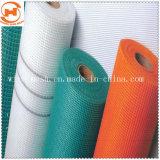 Custruction utiliza malla autoadhesivo de fibra de vidrio.