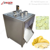 El ñame Máquina automática de chips de plátano Banana Chips haciendo máquinas