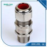 Sello doble 304/316L prensaestopas de acero inoxidable IP68