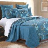 Impressão de conjunto de roupa de cama de algodão no Navy (FAZER6070)